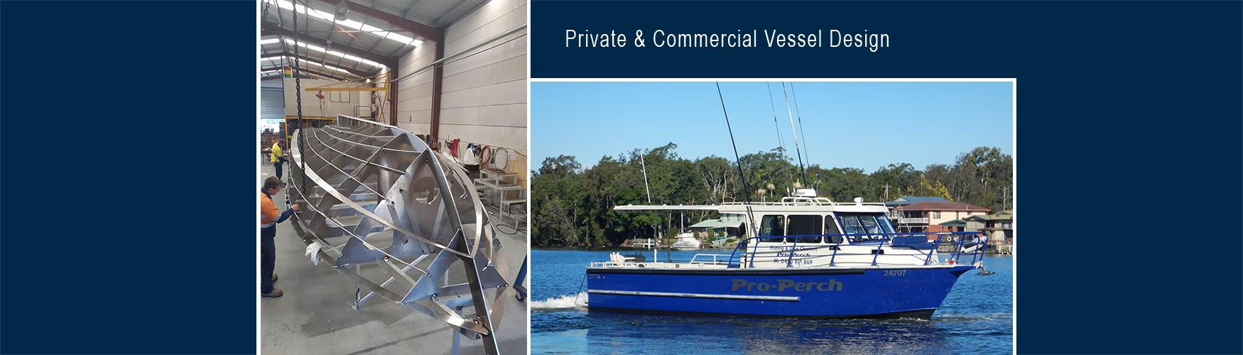 Boat & Seatamer Design